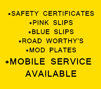 GCSRC | Gold Coast Safety and Roadworthy Certificates
